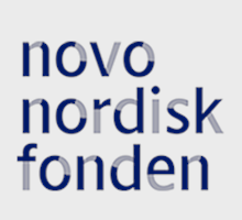 Novo Nordisk Foundation logo